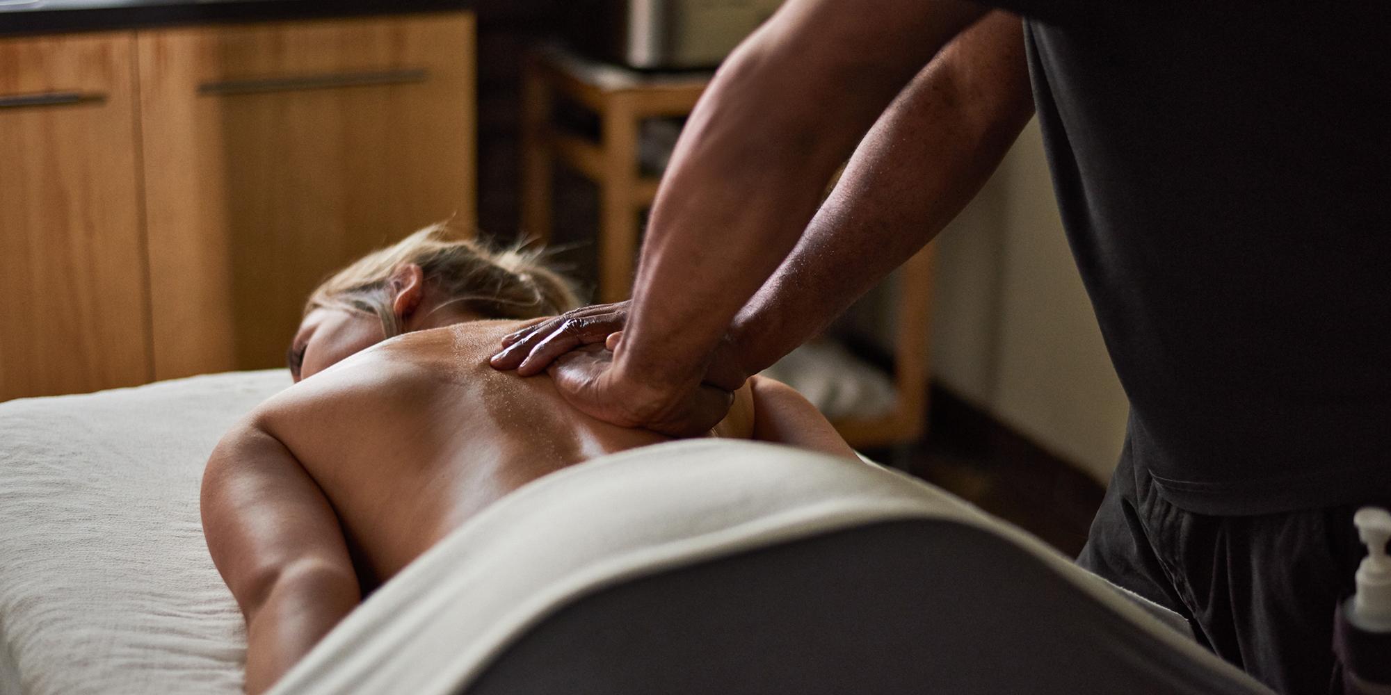 Hydrothermëa massage