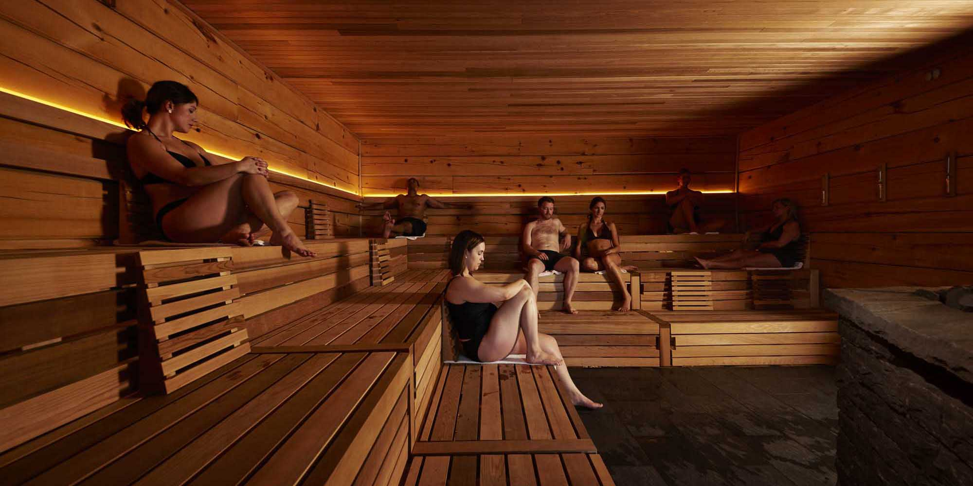 Our saunas thermea saunas massages body treatments and more winnipe - Sauna le relax dijon ...