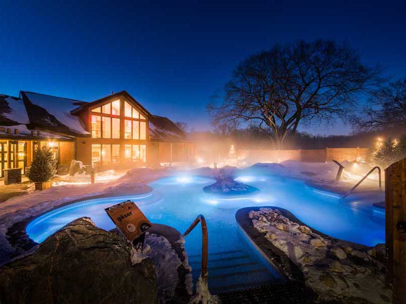 Three great reasons to visit the spa this winter