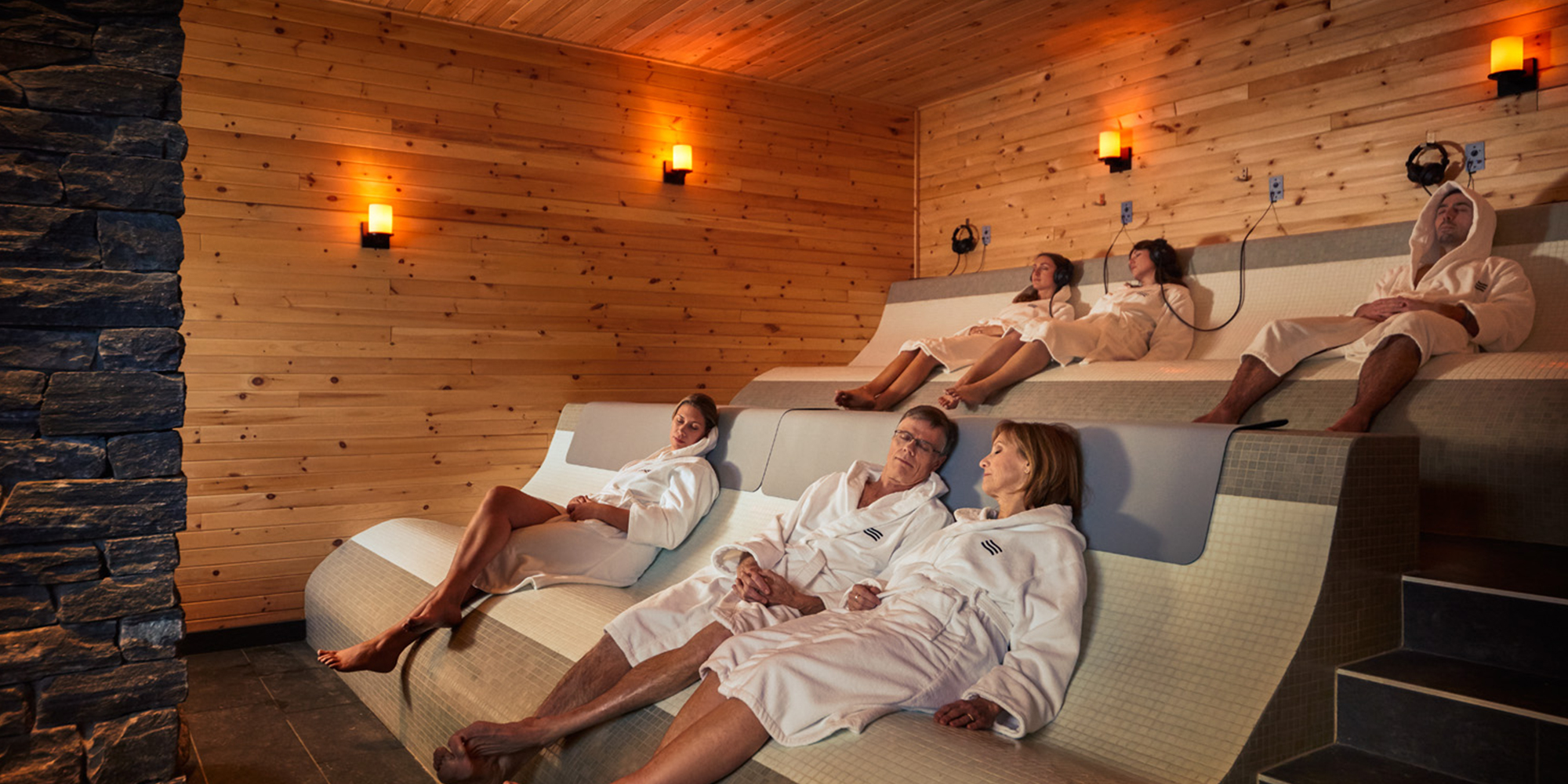 photos and videos thermea saunas massages body. Black Bedroom Furniture Sets. Home Design Ideas