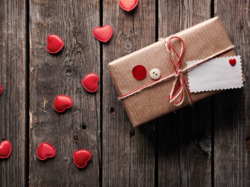 Our Top 5 Romantic Gift Ideas for Valentine's Day