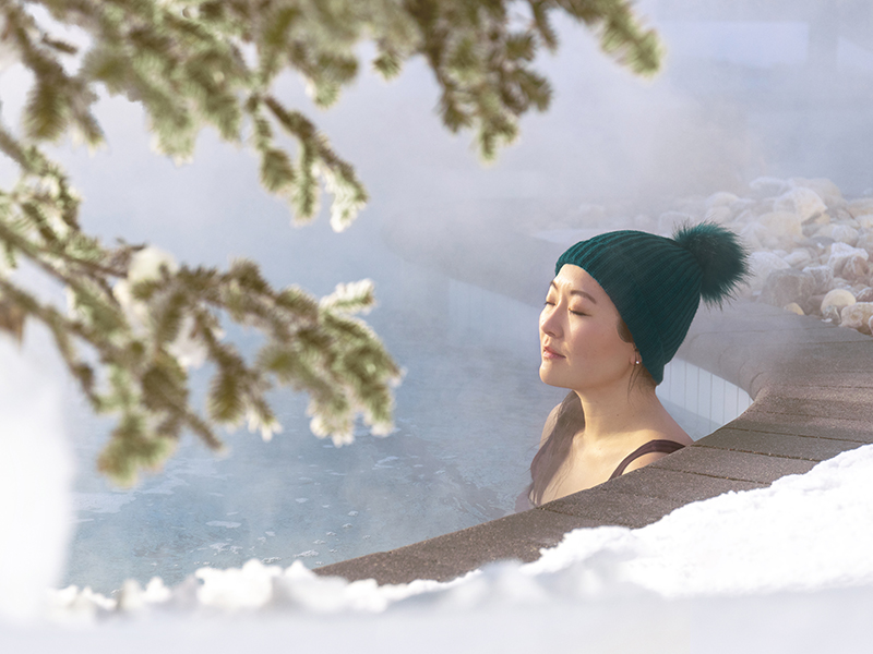 Tips for your next winter spa day