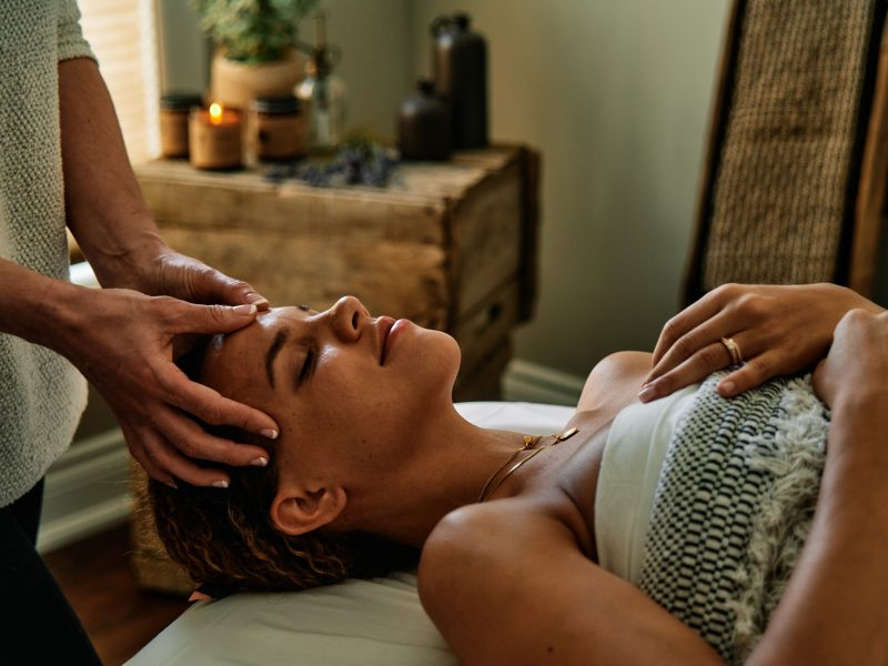 The Art of the Self-Massage