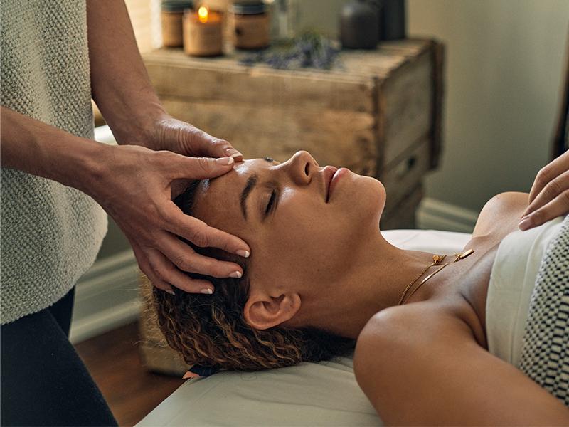 blue monday massage