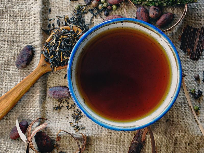 bath recipe tea