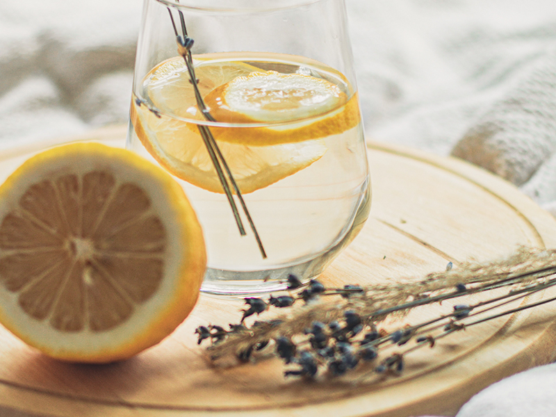 Stay Hydrated: Our Favourite Infused Waters